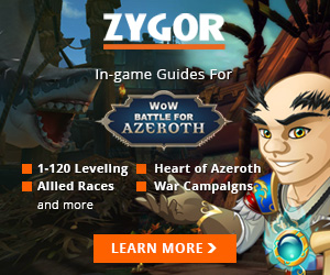 Zygor's Battle for Azeroth Guide for Warriors